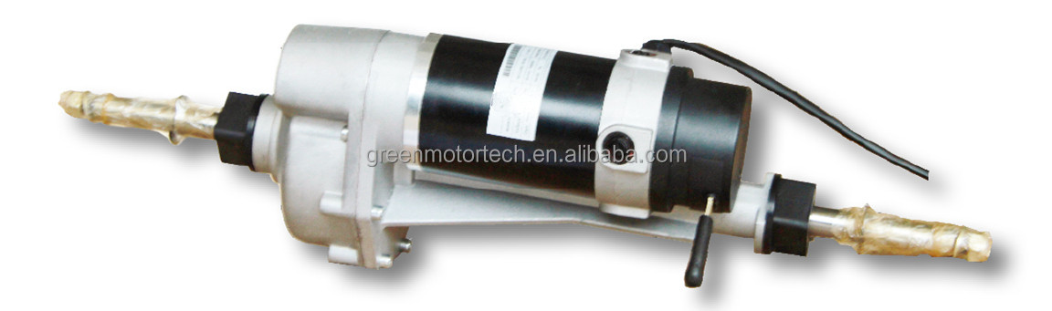Electric Scooter Transaxle Motor 24v Motor Transaxle For