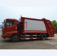 Dongfeng 4x2 Type Hydraulic Garbage Compactor Truck Dust Collection Car