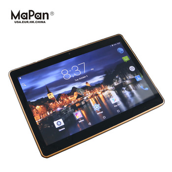 MaPan F10B 3G tablets 10 inches android 6.0 Quad core 1.3GHZ HD screen with two camera