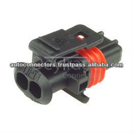 Bosch 1 928 403 137 - 2 Way Female Compact Connector 1 Code 1 ...