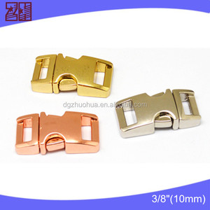 Fashion mini buckle clasp,strap buckle,side release buckle wholesale