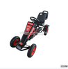 hot-selling double seat children pedal go cart GT0001