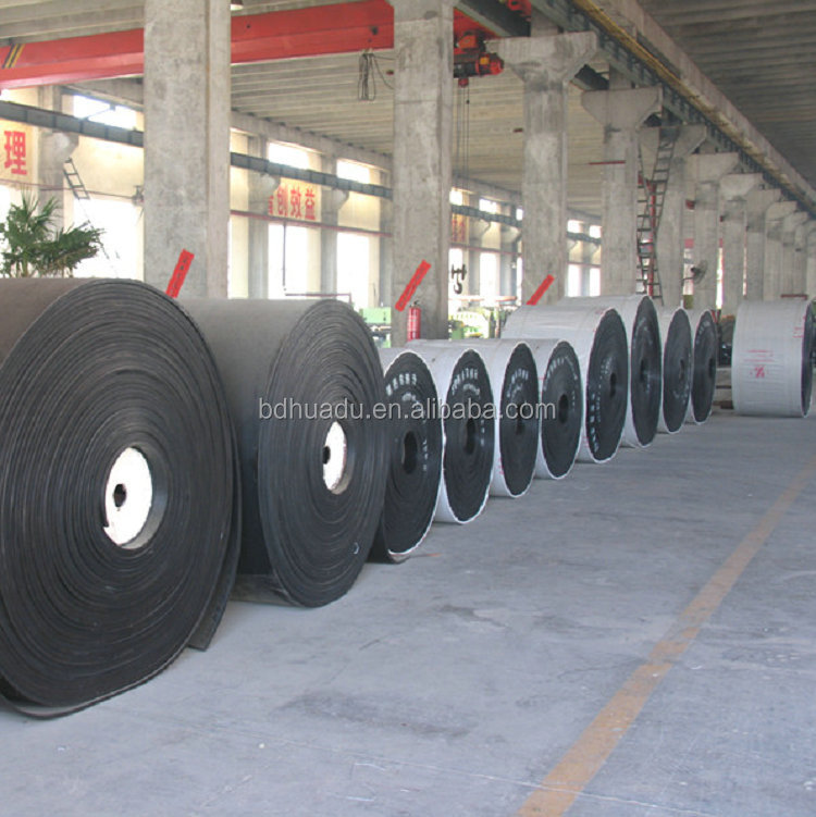 nn conveyer belt 650 price steel cable industrial ep1500 belt rubber conveyor belt for iron agricultural food stuff