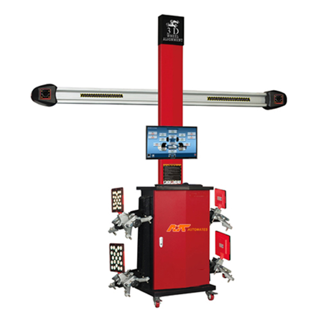 MT automate wheel alignment with manufacturer price