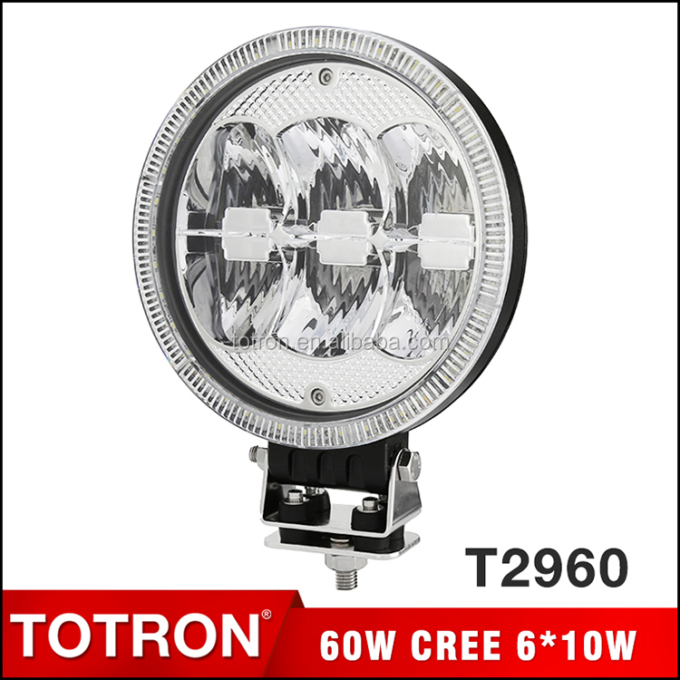 TOTRON Good Quality High Lumen Drl For Dacia Duster