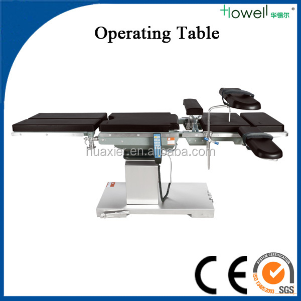 Medical Surgical Instruments Price Operation Room Tables X Ray