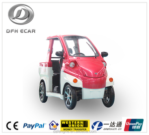 electric new mini moke in pink color for lady for sale