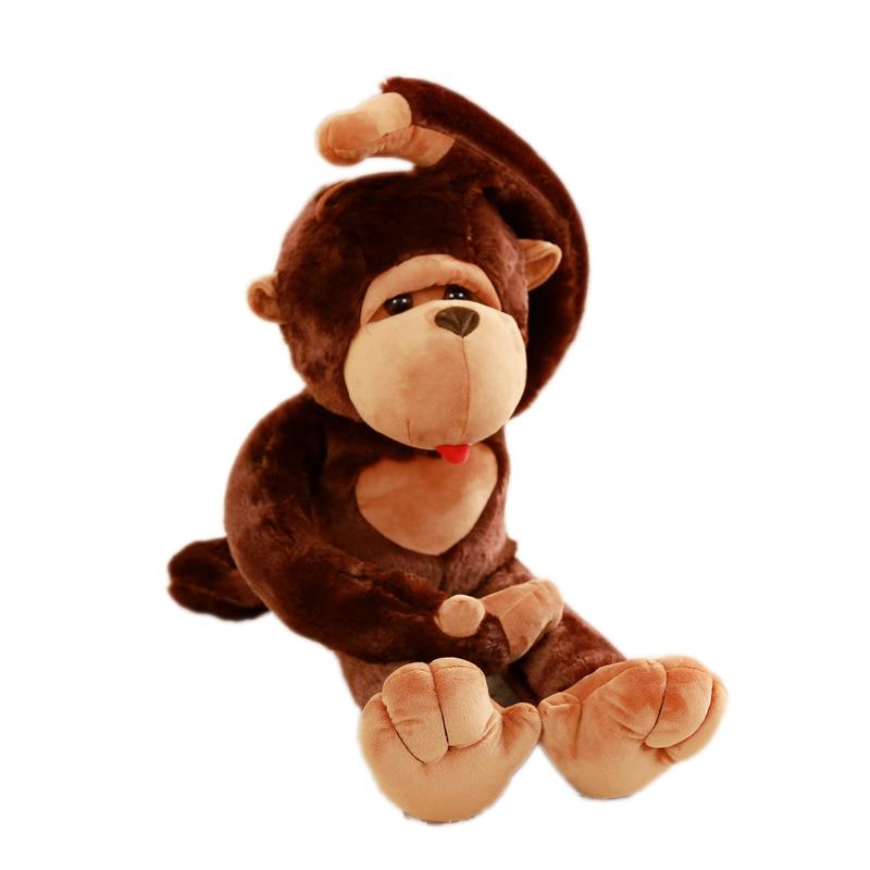 Long Arms Long Legs Stuffed Monkey Plush Toy