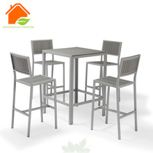Bistrotisch Mit 4 Stühlen.Aktion Französisch Bistro Tisch Und Stühlen Einkauf