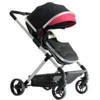 baby stroller 3 in 1 / baby doll stroller with car seat /china factory stroller for baby