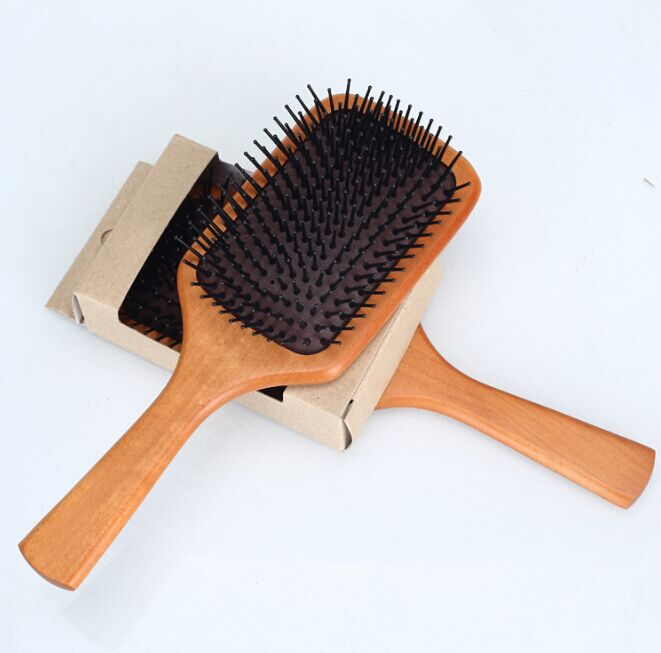 FQ brand hot selling OEM bamboo hair comb brush air hair brush
