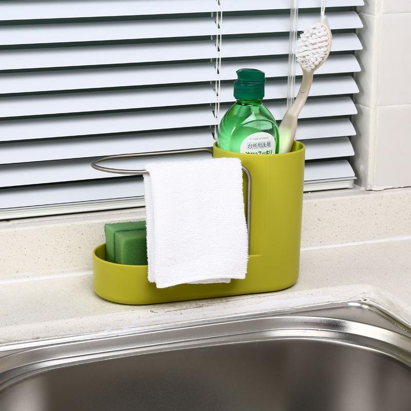 Kitchen Storage Sponge Holder Organizer - Buy Sink Caddy Organizer,Sink  Organizer,Kitchen Sponge Holder Product on Alibaba.com