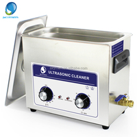 Free Shipping From Germany Warehouse 6.5L Ultrasonic Bath Heated Ultrasonic Cleaner