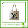 new arrival durable fashion canvas tote bag, recyclable canvas tote bag, heavy canvas tote bag