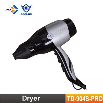 Sèche cheveux de toilettage portable avec chauffage Sèche
