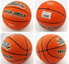2015 new Winmax brand size 5 elasticity rubber basketball