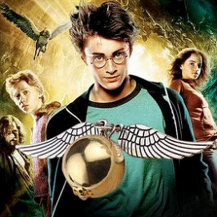 Fashion movie Harry fans snitch necklace pendant Vintage Style Angel Wing Charm Golden Snitch Necklace For Men Women Jewelry
