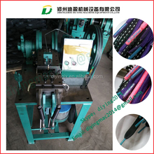 Semi-Automatic Shoelace Tipping Machine/shoe lace tipping machine /wholesale shoelace tipping machine for led shoe lace