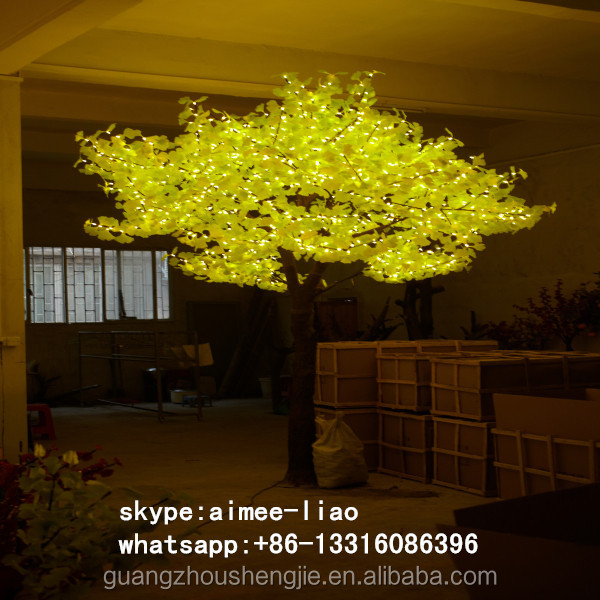 Led ginkgo tree light led ginkgo tree light suppliers and led ginkgo tree light led ginkgo tree light suppliers and manufacturers at alibaba junglespirit Gallery