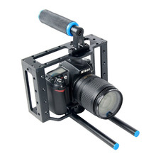 2017 Professional Camera Cage Rig C1 BMCC Cage For DSLR Camera Camcorder