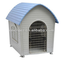 ORIENPET & OASISPET Plastic dog house Pet house Dog kennel with metal door Pet products OPT51761B
