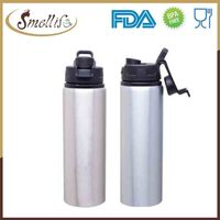 New product 2016 new Aluminum stainless steel sports shaker bottles