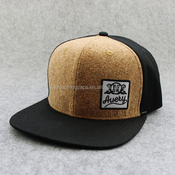 Fashion design wooden front panel snapback hats with custom logo patch b00bcbd95e5f