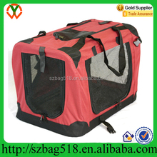 2017 Factory Wholesale Custom Travel Dog Bag Pet Carrier