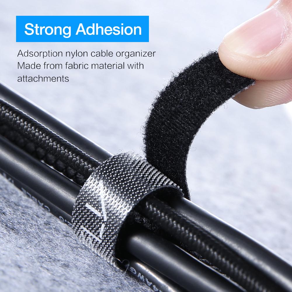 Бесплатная доставка 1 образец ок RAXFLY нейлоновый кабель для наушников протектор 5 м Мышь линия управления Кабельный органайзер