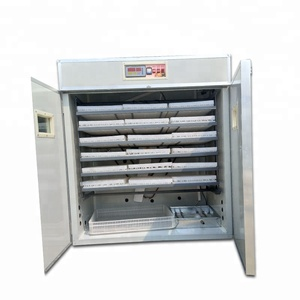 High hatching rate automatic Chicken egg incubator / Egg hatching machine