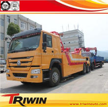 Boom And Lifting Separated Type from China Heavy Duty Recovery Wrecker Tow Truck