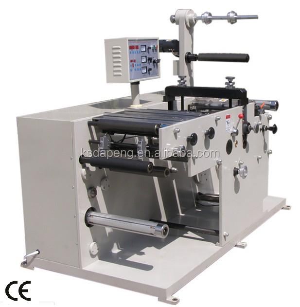pp rotary die cutting machine for printed stickers