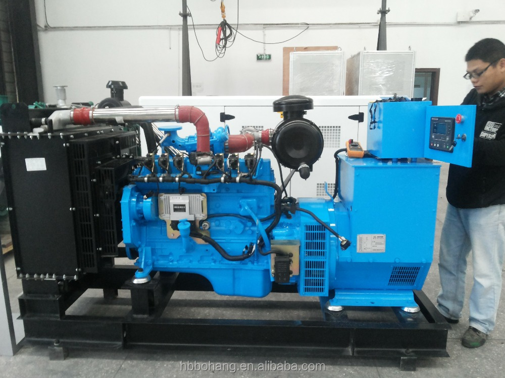 140KW natural gas engine