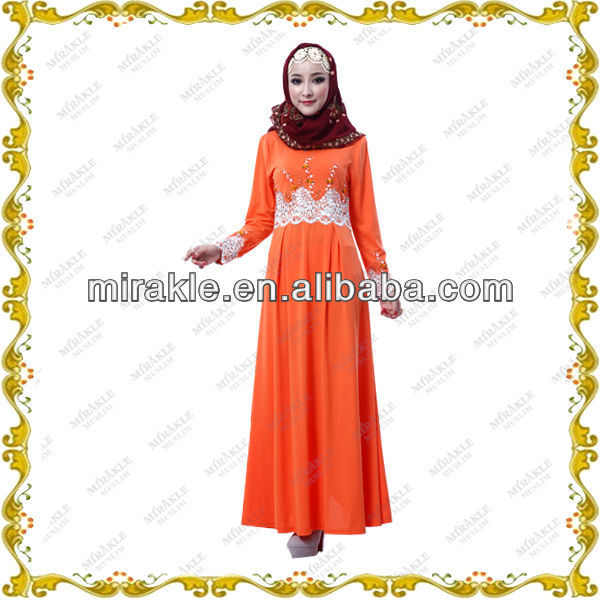 MF20589 Supply good classy islamic abaya