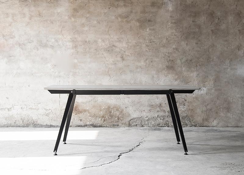 top marke zement möbel beton esstisch - buy product on alibaba, Esszimmer dekoo
