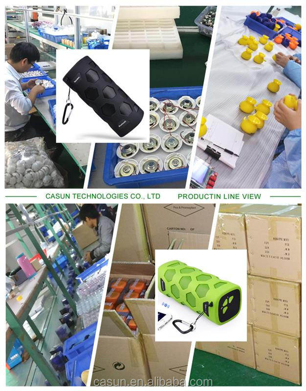 Hot selling water proof Bt speaker For mobile phone
