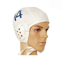 Water Polo Swimming Cap, Oem Silicone Swim Cap, Silicone Swimming Cap