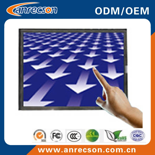 "20"" open frame high brightness (1000 1500 2000 nits) LCD monitor"