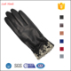 Sheep Nappa women leather gloves cashmere lined leather gloves women