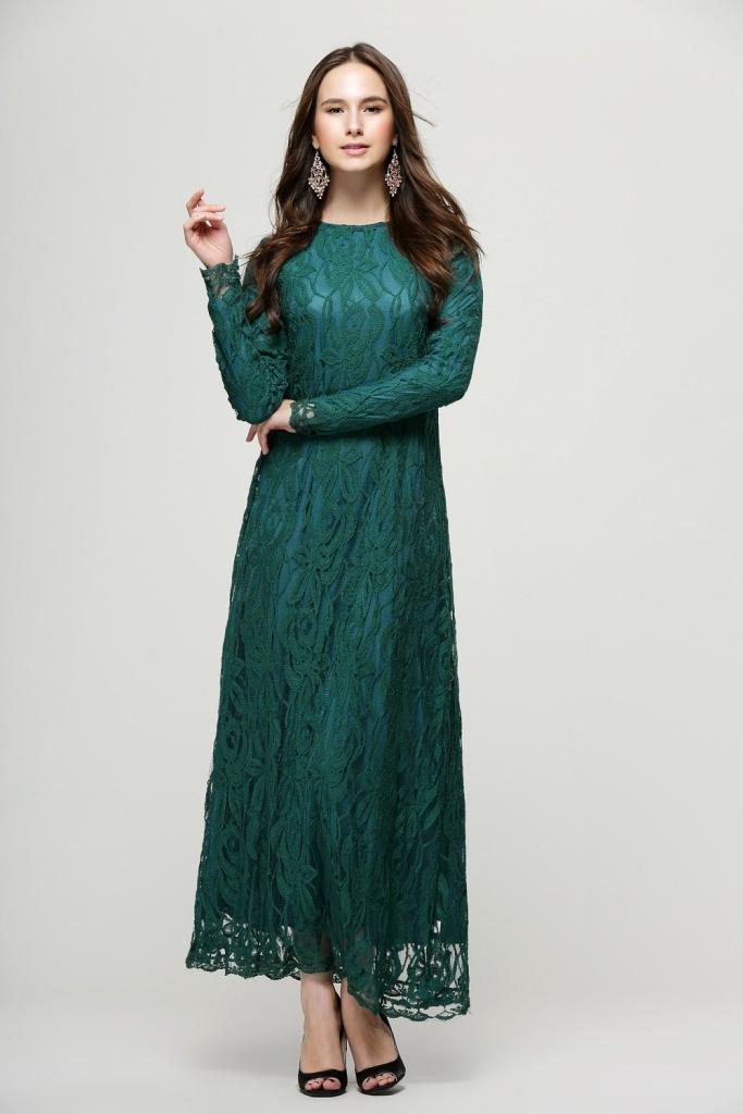2016 Latest Design Arab Clothing Oem Muslim Dress Fashion Baju ...
