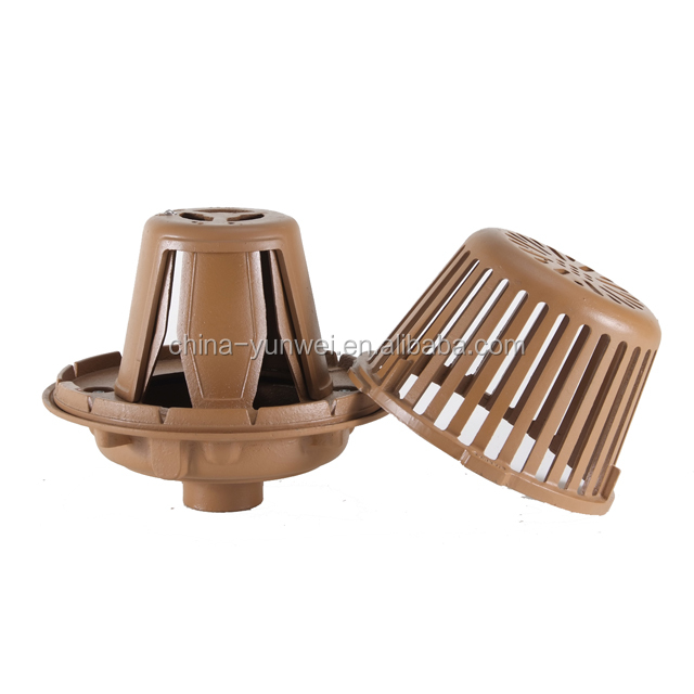 ISO9001 Top Quality Cast Iron Washing Machine Floor Drain