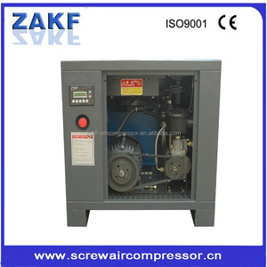10 years factory cheap price of mini air compressor 185 CFM AC powered air compressor