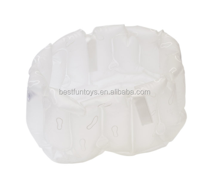 Promotional Inflatable Foot Bath Tubs Plastic Portable Foot ...
