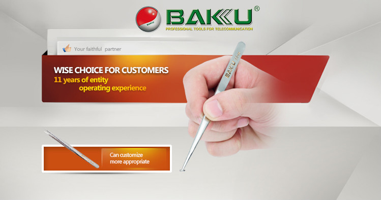 BAKU 5 in 1 s2 screwdriver bit with tools baku screwdriver BK-3315