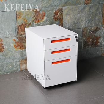 Superbe Thin Rims A5 File Pedestal Under Desks Mobile Drawer Cabinet