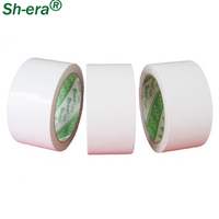 Double sided adhesive tape for photos, documents, crafts