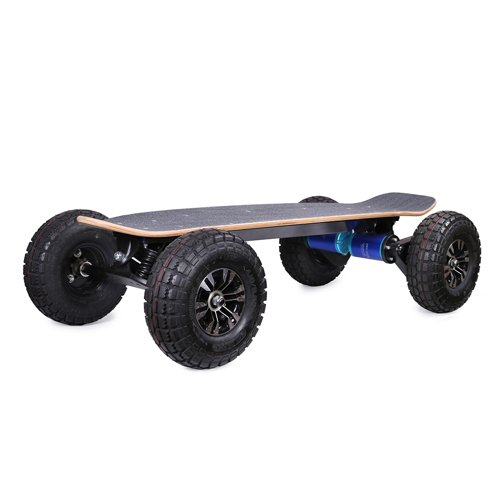 Newest Most Powerful 4000W Best Off Road Electric Skateboard With Remote Control