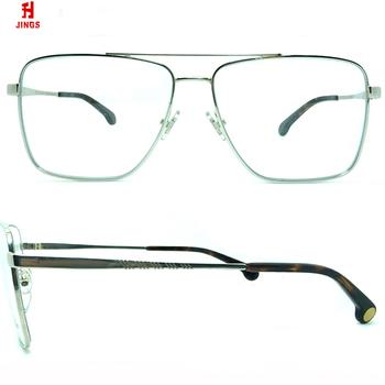 2018 Trend Fashion Mens Metal Eyeglasses Fake Brand Optical Eyewear ...