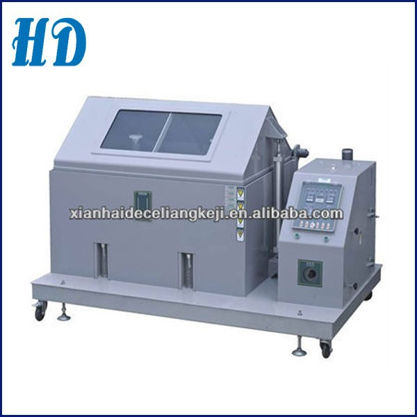 Multiple Safety PVC Programmable Corrosion Salt Spray Test for Lab