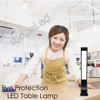 Eye Protection LED Desk Lamp Touch Panel Logo Light